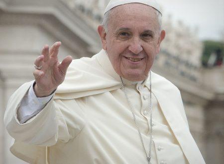 A piedi migliaia di giovani dal Papa