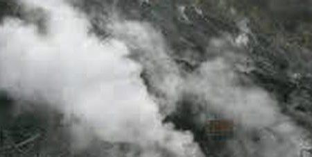 Campi Flegrei, simulazione tridimensionale di un'eruzione Pliniana (Video)