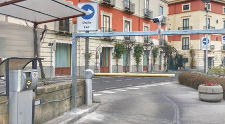 Sorrento, diventa smart il parcheggio Lauro