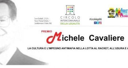 """Torna il premio """"Michele Cavaliere"""" il 6 luglio"""