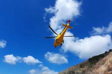 Capri, una escursionista norvegese soccorsa dal CNSAS (Video)