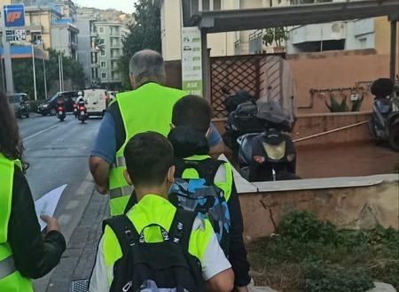 """Sorrento, avanti il progetto """"A scuola a piedi…bus!"""""""